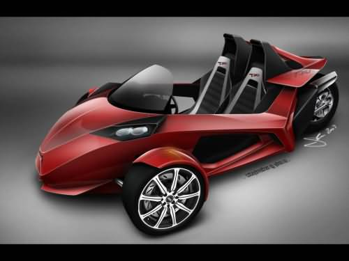 T Rex Concept Car 2008