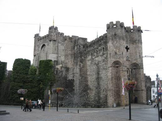 Ghent Castle of Comtes