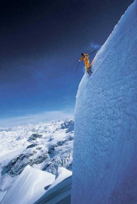 Extreme Freestyle Ski