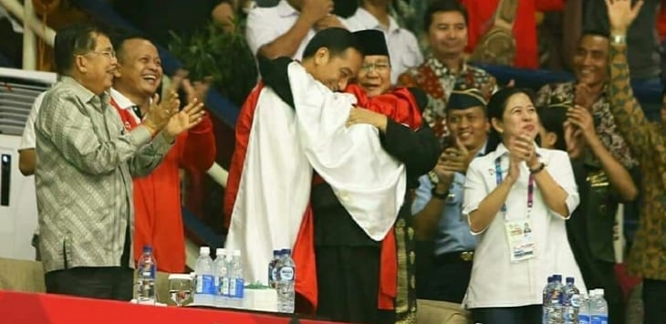 Eyeglasses between jokowi and prabowo xavier quentin pranata eyeglasses between jokowi and prabowo reheart Images