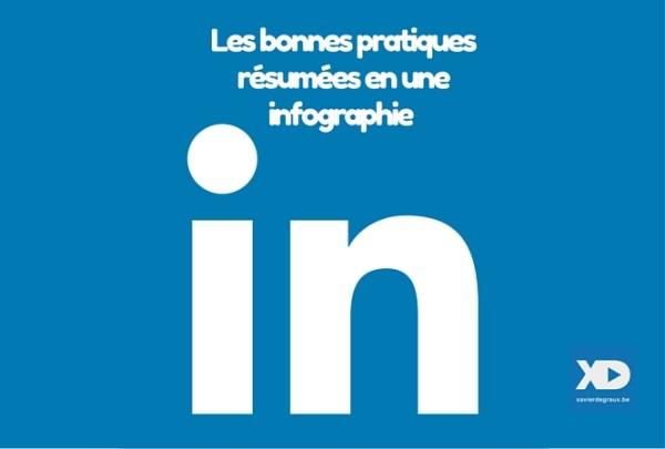 Linkedin Infographie Salesforce