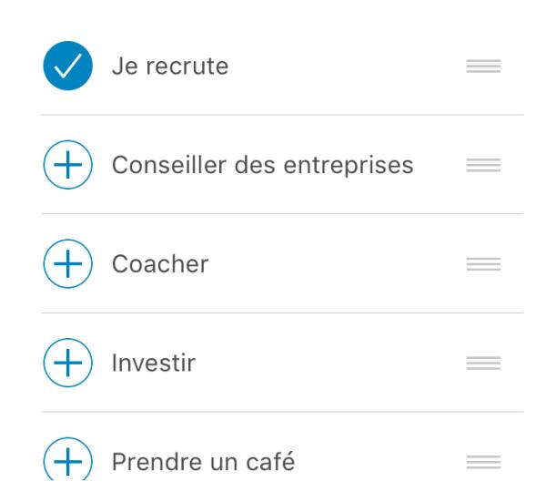sujets Linkedin