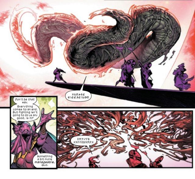 Let Us Read Your Tarot As X Of Swords Begins In FCBD 2020 X-Men #1 - Xavier  Files