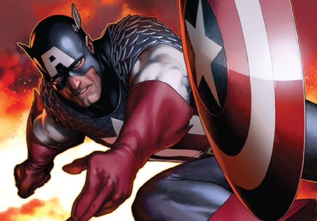 Geek Me Five du 28/03/2014 - Spéciale Captain America