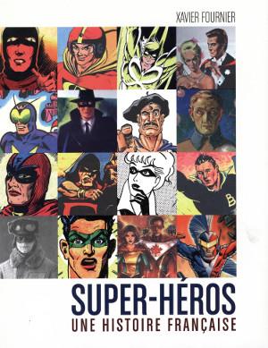 Super-Héros - une histoire française