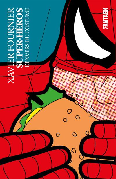 Couverture d'ouvrage: Super-Héros, l'envers du costume