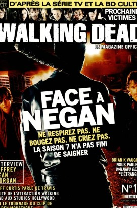 Walking Dead Le Magazine Officiel #17