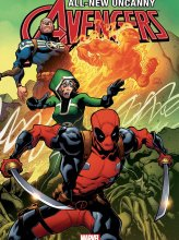 Marvel Now! All-New Uncanny Avengers T1