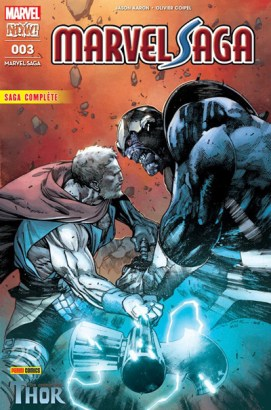 Marvel Saga #3 Unworthy Thor
