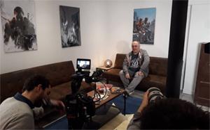 Interview chez France 5 / Entrée Libre