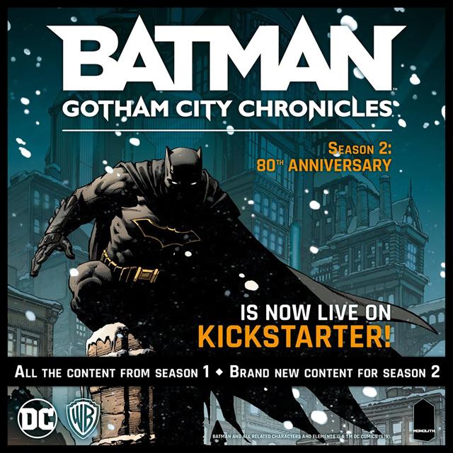 Batman: Gotham City Chronicles - Season 2