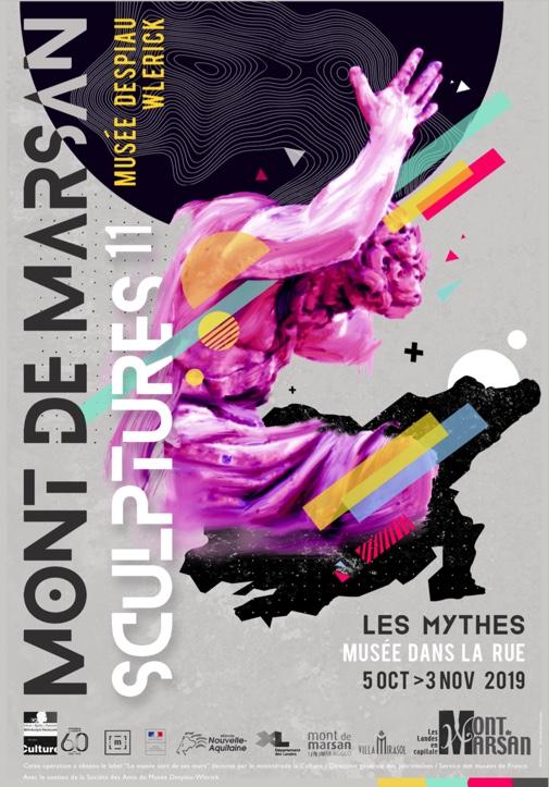 Couverture d'ouvrage: Les Mythes - Musée Despiau-Wlérick (Catalogue d'exposition)