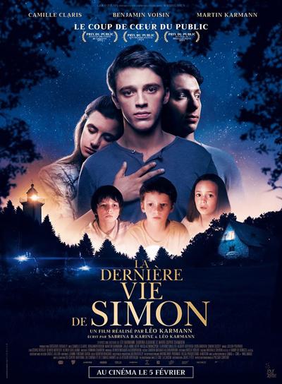 La Dernière vie de Simon sur Syfy