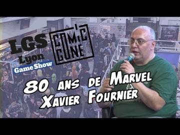 80 ans de Marvel