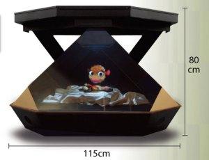La TV holographique après le relief?