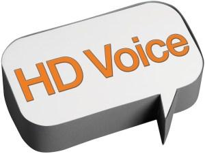Orange HD Voice.