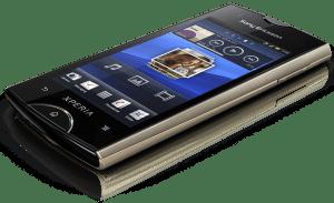 Le Sony Ericsson Ray, dabord pour le design.