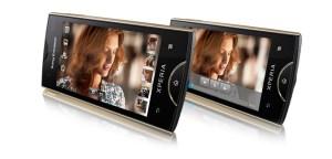 Xperia Ray de Sony Ericsson: design et finesse.