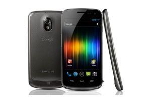 Galaxy Nexus de Google et Samsung avec Android 4.0.