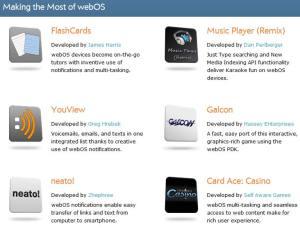 WebOS semble prendre un nouveau départ!