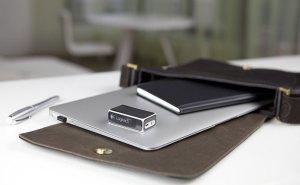 Logitech Cube: une souris inspirée des écrans tactiles des cellulaires...