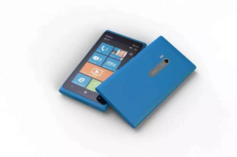 Le Nokia Lumia 900: un Windows Phone 4G pour les Américains.