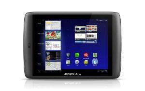 L'Archos 80 G9 ou toute la puissance d'Android.