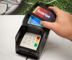Sunrise teste le paiement sans contact avec le NFC.