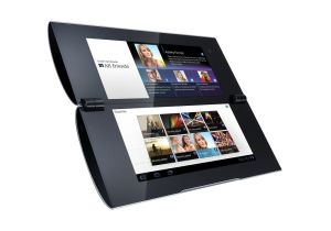 La tablette pliable Sony P.