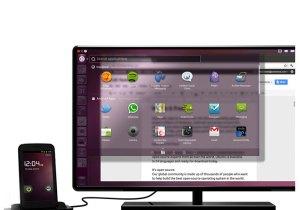 Le smartphone Android qui se transforme en PC sous Ubuntu.