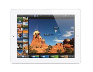 Le nouvel iPad qui ne fonctionne pas sur le LTE en Suisse.