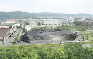 Swisscom sera partenaire de l'exposition Umwelt Arena de Spreitenbach.