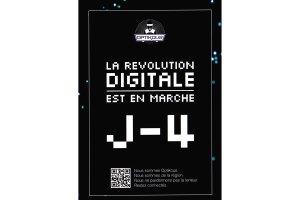 La révolution digitale est en marche: J-4!