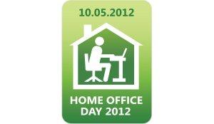 Home Office Day 2012: Swisscom offre la vidéo-conférence.