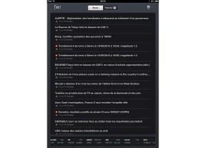 Romandie.com sur iPad qui ne fonctionne pas en mode paysage...