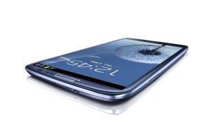 Le Samsung Galaxy SIII, dessiné pour des êtres humains.