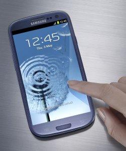 Samsung Galaxy SIII: le nouveau vaisseau amiral du Coréen.