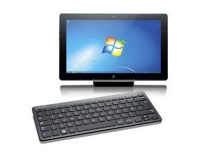 La tablette Samsung Slate XE700T1A sous Windows 7 64 bits.