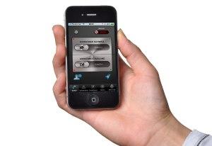 L'application du TCS pour iOS et Android.
