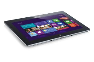 L'Ativ Tab de Samsung sous Windows 8 RT: le choc.
