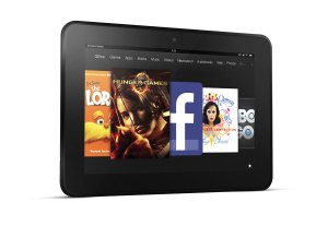 Le Kindle Fire HD d'Amazon.