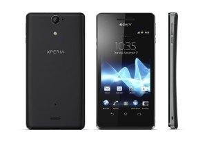 Sony Xperia V: LTE et étanche.