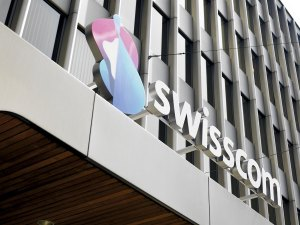 Les bénéfices de Swisscom retournent en partie aux contribuables. Swisscom Zurich Altstetten.