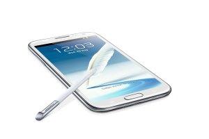 Le Galaxy Note II, compatible LTE sur certains marchés.