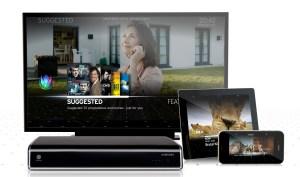 Le très multimédia Horizon d'UPC Cablecom.