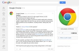 Flash de retour sur Android grâce à Chrome?