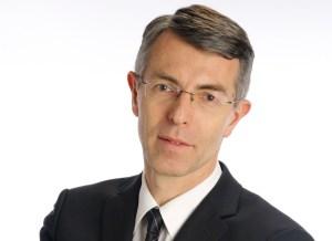 Libor Voncina, nouveau CEO de Sunrise. Il succède à Oliver Steil.
