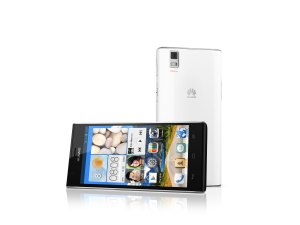 Le Huawei Ascend P2.