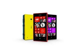 Le Nokia Lumia 720 pour 350 francs environ?