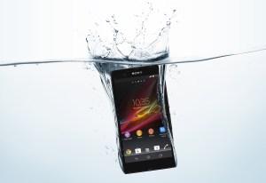 Sony Xperia Z: évidememnt étanche et capable de filmer en HDR.